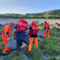Body of missing snorkeler found on Taiwan's Green Island