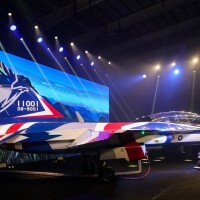 Taiwan's Brave Eagle jet trainer makes inaugural flight