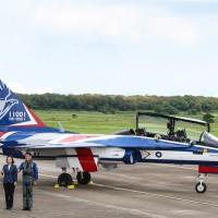 蔡總統見證台灣「勇鷹」高教機首飛成功 試飛官:「勇鷹」不同IDF、是全新飛機