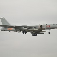 Chinese bomber, fighter breach Taiwan's ADIZ