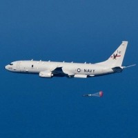 US Navy surveillance plane spotted flying south of Taiwan for 2nd day