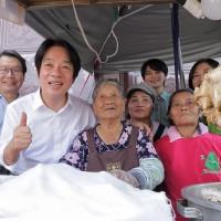 力挺陳菊任台灣監察院長 賴清德:真金不怕火煉