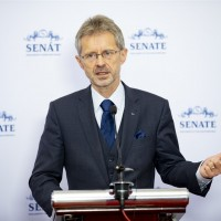 Czech Senate president defends Taiwan trip as based on 'values'