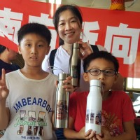 移民署臺南二站生活科技體驗營 新住民親子快樂過端午