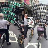 Taiwan's 'Pokémon Go Grandpa' goes into overdrive