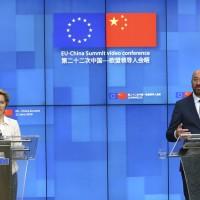 歐中峰會落幕 歐盟警告中國駭客入侵歐洲醫院