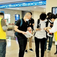 Taiwan CECC insists general virus testing unnecessary for incoming travelers