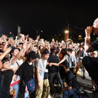 感動!台灣總統府端午連假活動人潮破12萬 台北戶外搖滾派對羨煞瑞典、日本、芬蘭網友