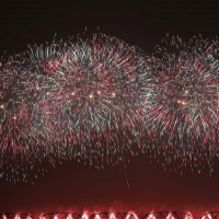 National Day fireworks to be set off in S. Taiwan