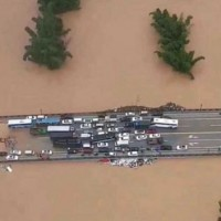 Flooding below China's Three Gorges raises questions about dam