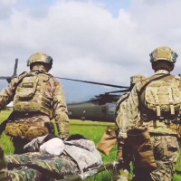 Rare footage shows joint training of US, Taiwan special forces