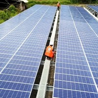 Taiwan's Pingtung County begins installing 99MW solar power station