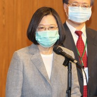 Taiwan president promises humanitarian assistance to Hong Kong citizens