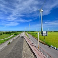 Ride Dajia's seaside bikeway in C. Taiwan to enjoy coastal views