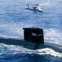 Taiwanese Navy set to test-fire torpedoes
