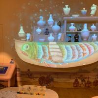 台灣故宮兒藝中心2.0重新開館 新媒體科技打造互動遊戲空間