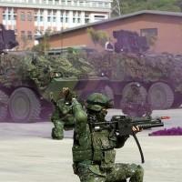 【模擬共軍試圖登陸】台灣漢光演習實兵預演 「聯兵營」成今年最大亮點