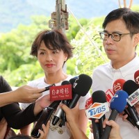DPP candidate ahead by 40% in latest Kaohsiung mayoral by-election poll
