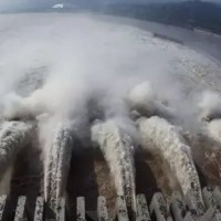 China announces 'No. 1 Flood' for Three Gorges Dam headwaters