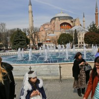 世界遺產聖索菲亞大教堂將如何定位 土耳其法院15天內裁定
