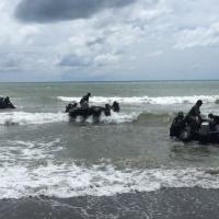 快訊!台灣海軍陸戰隊操演意外 上兵宣告不治
