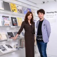 台北文心藝所「建築與書的友誼」紀念黑達克 揭露橫越大西洋以書會友動人情誼