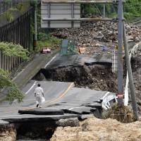 日氣象廳發佈「大雨最高警戒」 西日本長崎、熊本等縣百萬人疏散
