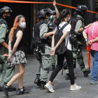 Hong Kong security law targets Taiwan political organizations