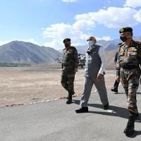 中印邊境對峙情勢緩和 中國傳拆營並開始撤離兩國衝突地