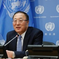 China joins UN Arms Trade Treaty