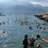 Registration for Taiwan's Sun Moon Lake swimming events opens July 11