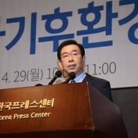 南韓首爾市長朴元淳留下遺言後失聯 漏夜搜尋無所獲  警方否認尋獲遺體