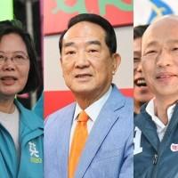 監察院公布2020大選政治獻金結算 蔡英文透支2400萬、韓國瑜結餘3000萬