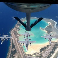 US builds Wake Island into key airfield in case of Pacific conflict