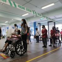 新加坡大選•執政黨奪83席勝選 總理李顯龍:成績不如預期、顯示選民盼國會多元化