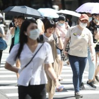Taiwan issues heat alert for 12 cities, counties on Saturday