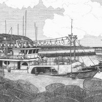 Photo of the Day: Yehliu Fishing Habor illustrated