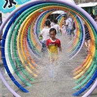 台北市「小小水樂園」正式開幕 推出暑假三重優惠 北市國小生週三免費暢玩1次