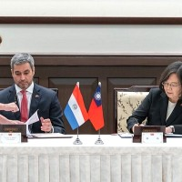 Paraguay reiterates 'permanent support' for Taiwan in global organizations