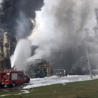 台灣雲林六輕煉製廠爆炸3傷、遭罰500萬 立委蘇治芬:3年前已警告缺陷