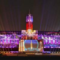 捷報!台灣總統府國慶光雕秀獲頒德國紅點設計大獎 紀念建築落成百年別具意義