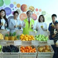 推廣台灣特色茶葉及農產 農糧署與台北101共辦高空特展