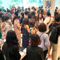 中台灣藝術博覽會首日銷售突破1300萬  大雋藝術代理當代藝術家林俊彬神速完售