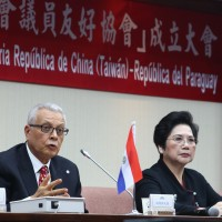 President of Paraguay rebuffs China to stand by Taiwan