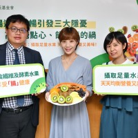 台灣董氏基金會:飲食不均衡引發三大隱憂 且提升罹患憂鬱症風險