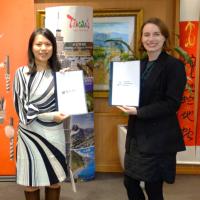 台灣澳洲簽訂「陶藝」合作計畫 亞洲視覺藝術展覽預計2021登場