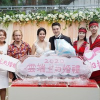 台灣中橫通車60週年 參山處打造梨山浪漫聖地《雲端上的婚禮》