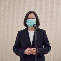 European Central Bank president praises Taiwan's coronavirus response