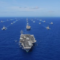 US Senate defense bill calls for Taiwan's participation in RIMPAC exercises