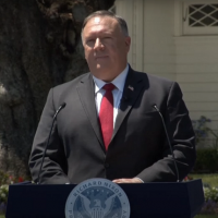 Pompeo calls for united front against China as tensions soar